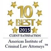 American Institute of Criminal Law Attorneys