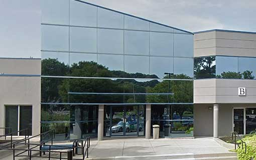 The Steven T Fox Law Firm Entrance